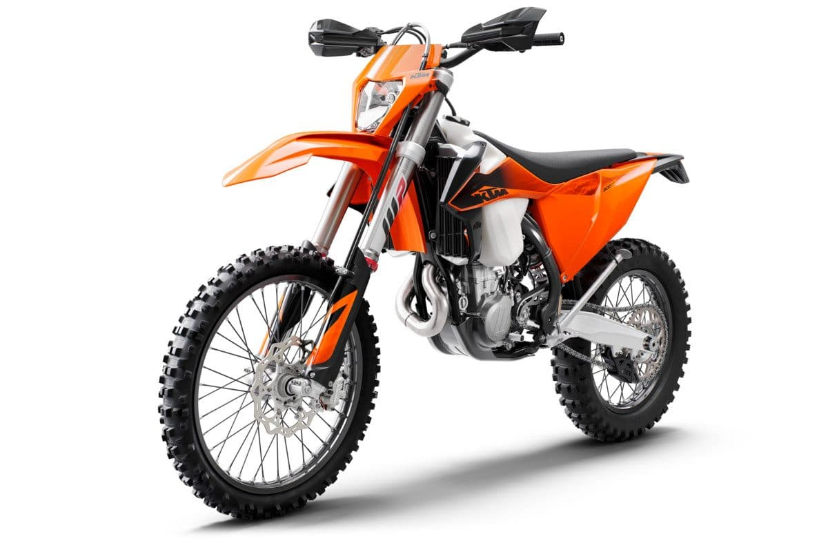 KTM 2020: THE RETURN OF OFF-ROAD 4-STROKES & MORE
