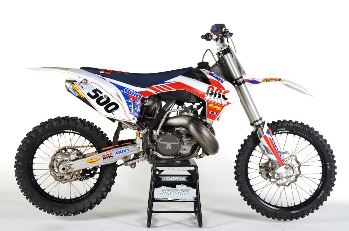 500cc MADNESS YOU GOTTA SEE: TWO-STROKE TUESDAY | Dirt Bike Magazine