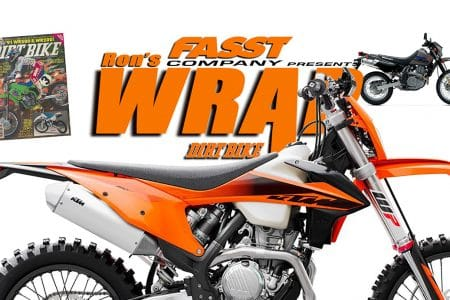 KTM'S NEW OFF-ROAD 4-STROKES: THE WRAP | Dirt Bike Magazine