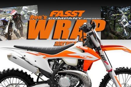 Ron's Wrap Archives | Dirt Bike Magazine