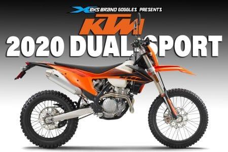 Ktm Dual Sport >> Ktm 2020 Dual Sport Bikes Dirt Bike Magazine