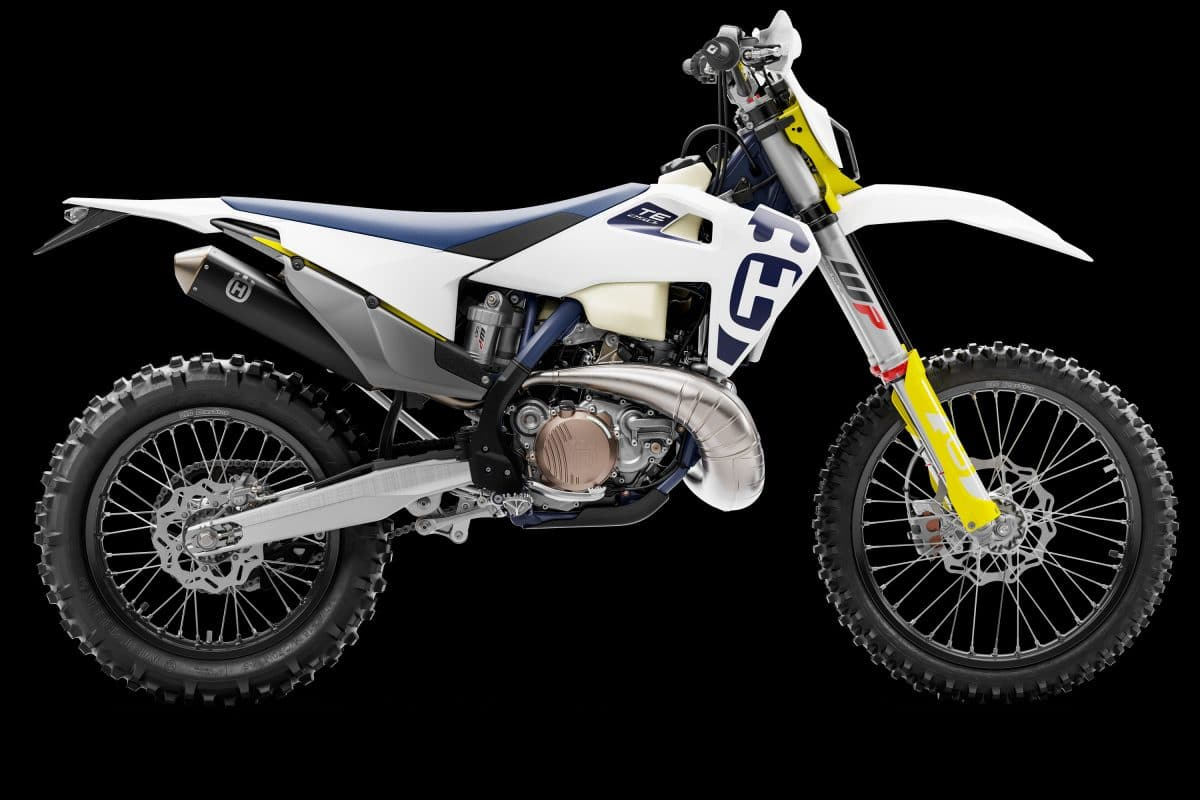 2020 HUSQVARNA OFF-ROAD LINE RELEASED: MORE FUEL-INJECTED 2