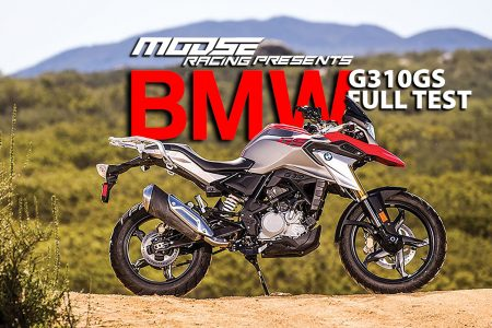 BMW G310GS: FULL TEST | Dirt Bike Magazine