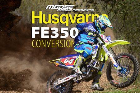 HUSQVARNA FE350 DIRT CONVERSION: FULL TEST | Dirt Bike Magazine