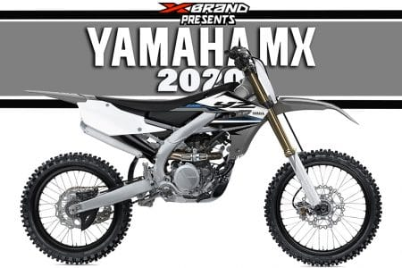 2020 Yamaha Motocross Models Announced Surprise Color