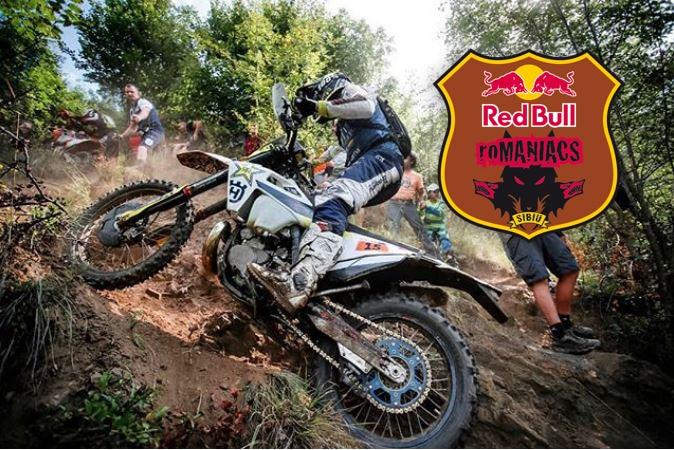 GRAHAM JARVIS TOMA EL PLOMO RED BULL ROMANIACS   Dirt Bike Magazine