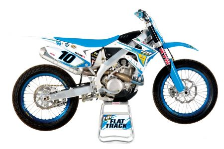 Tm 450fi Flat Track Dirt Bike Magazine