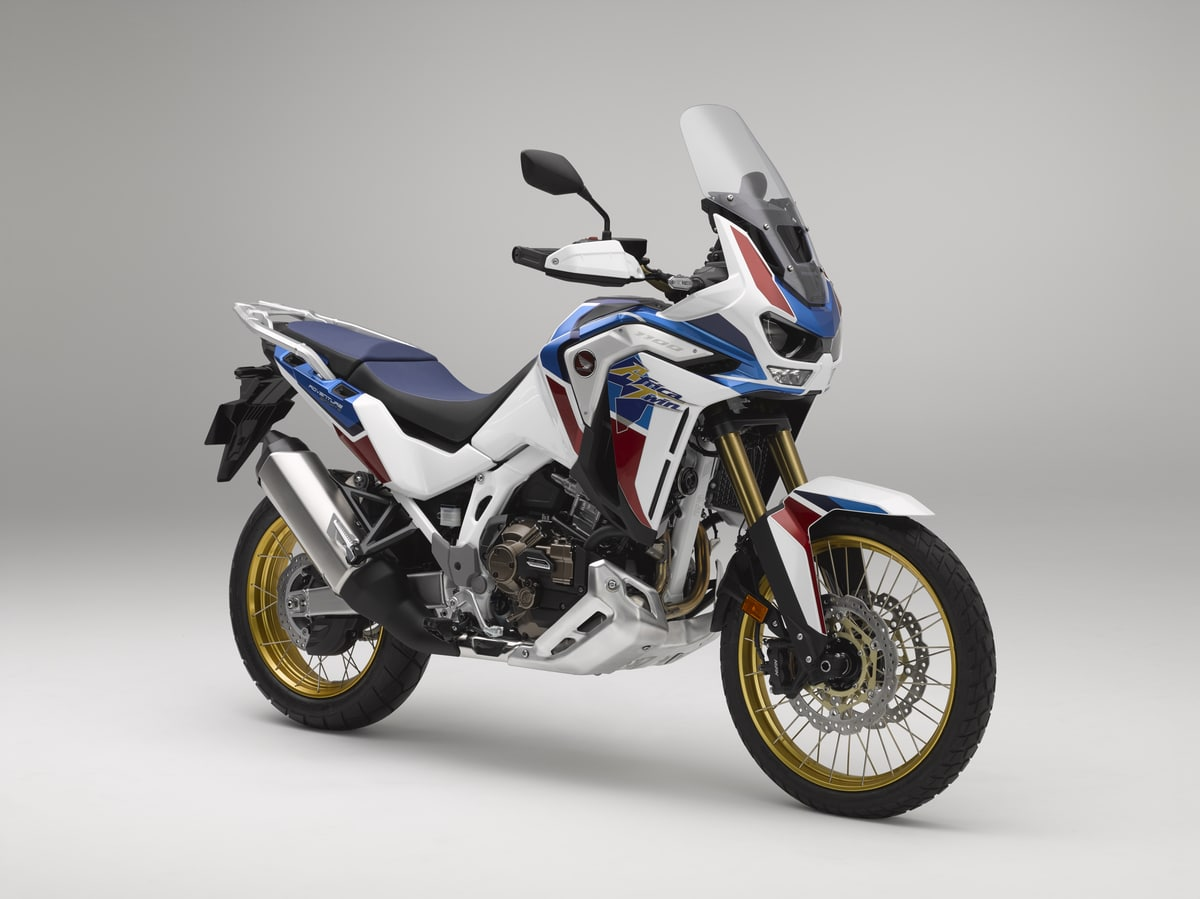 2020 Honda 1100 Africa Twin First Look Dirt Bike Magazine