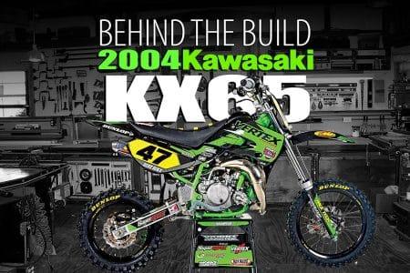 Prime 2004 Kawasaki Kx65 Project Behind The Build Dirt Bike Creativecarmelina Interior Chair Design Creativecarmelinacom