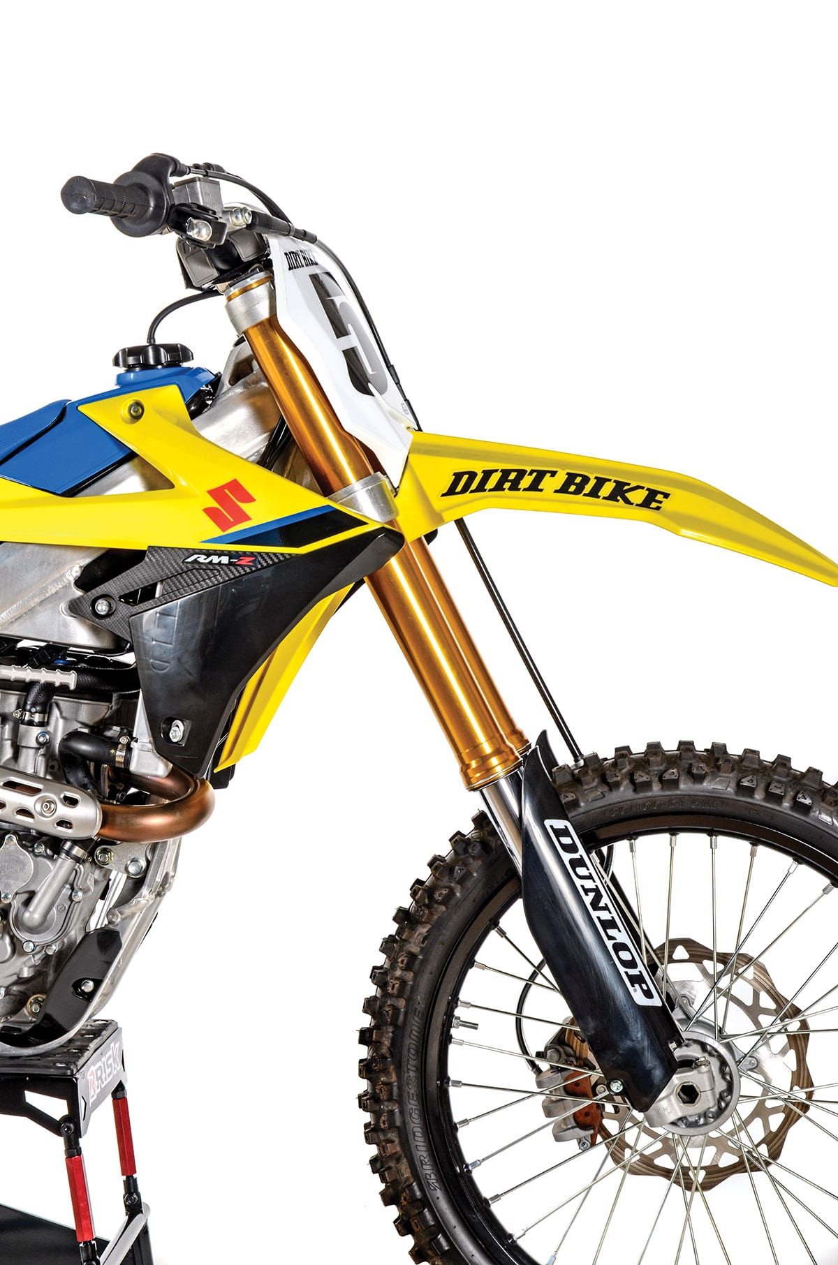 2020 SUZUKI RM-Z450: FULL TEST | Dirt Bike Magazine