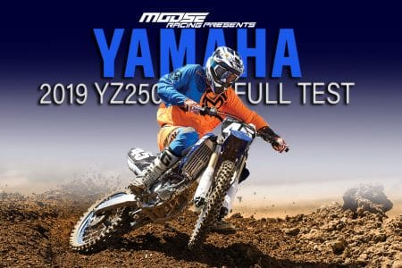 2019 YAMAHA YZ250F: FULL TEST | Dirt Bike Magazine