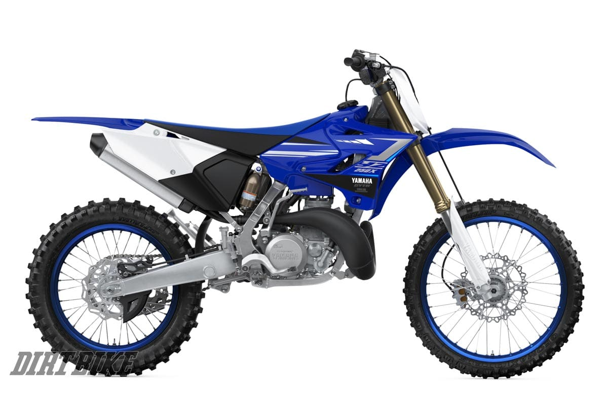 Yamaha YZ250X Two-stroke