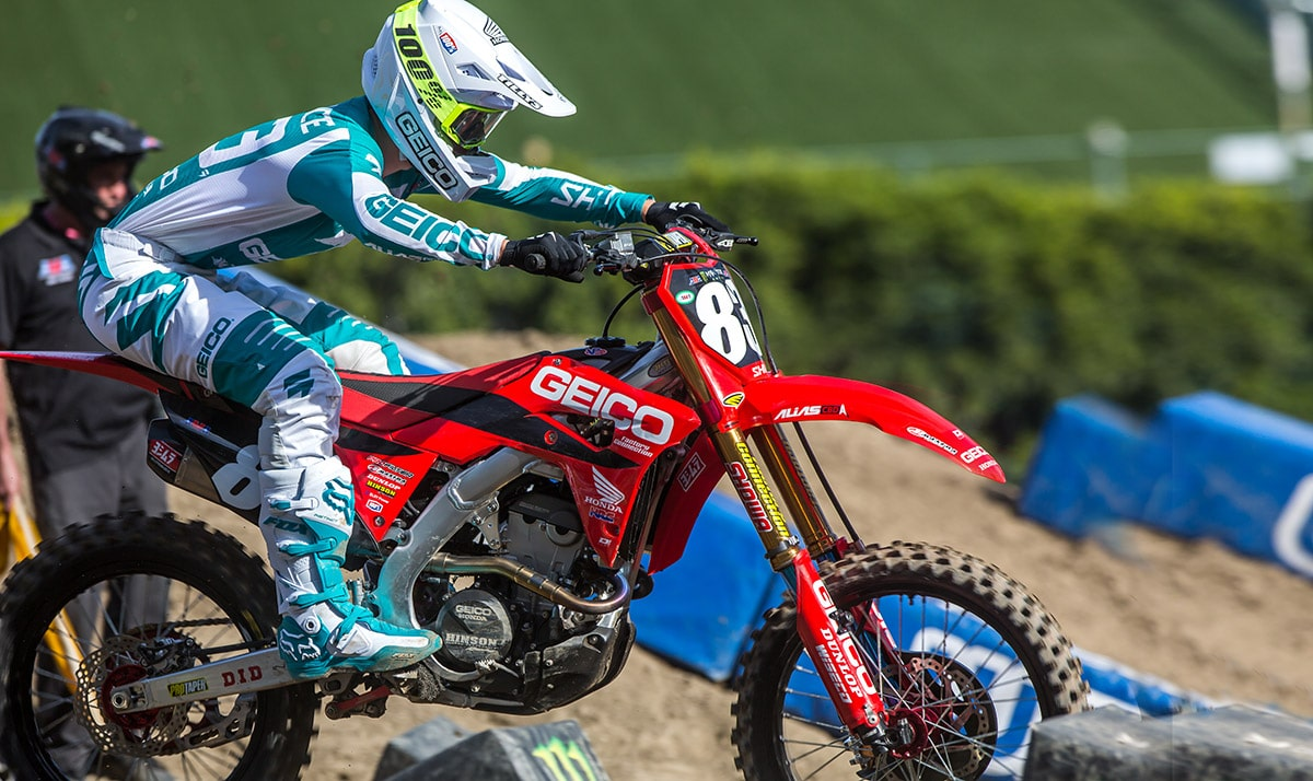 JETT LAWRENCE TALKS ABOUT MISSING GLENDALE SUPERCROSS AFTER HIS A2 ...