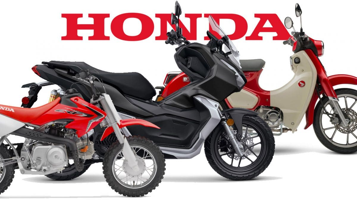 Redesign and Concept Honda Motorcycles New Models 2021