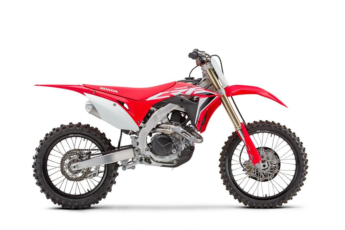 all-new 2021 honda crf450r announced | dirt bike magazine