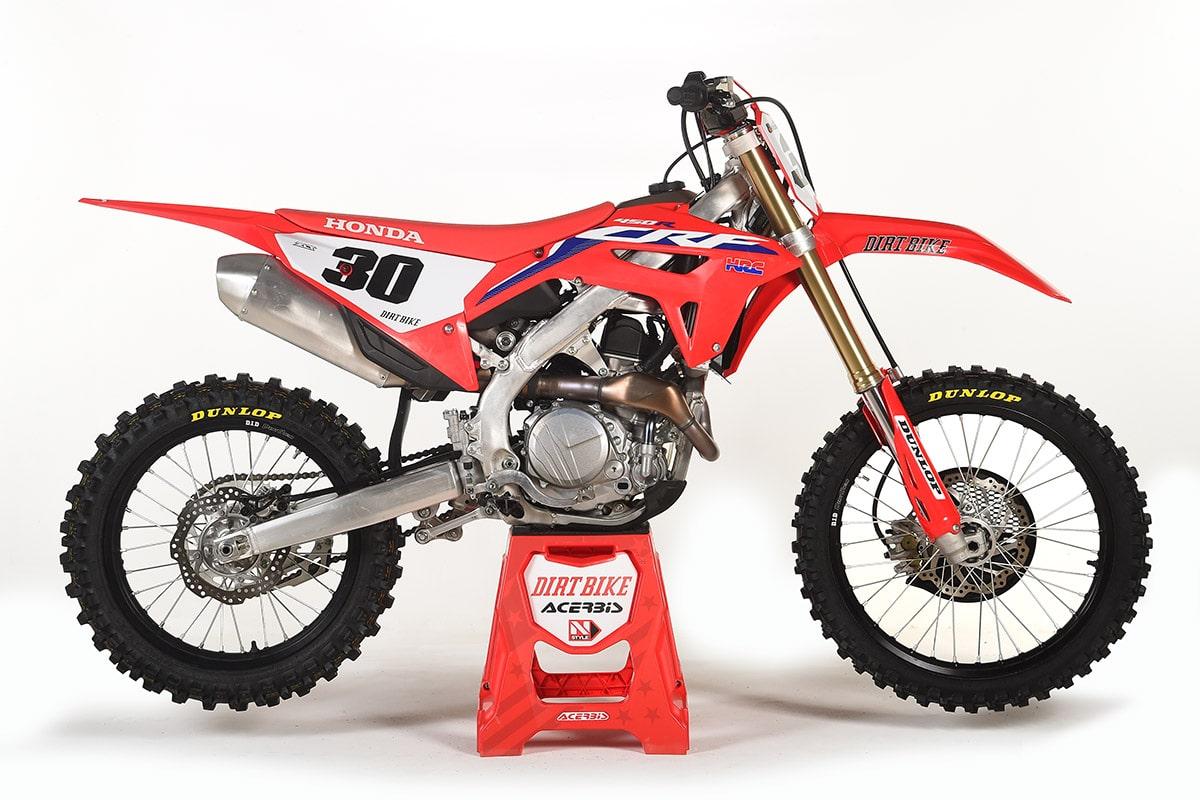 2021 450 motocross shootout | dirt bike magazine